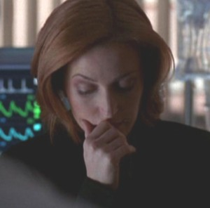 Scully began to study Reyes' preliminary chart a little more thoroughly...